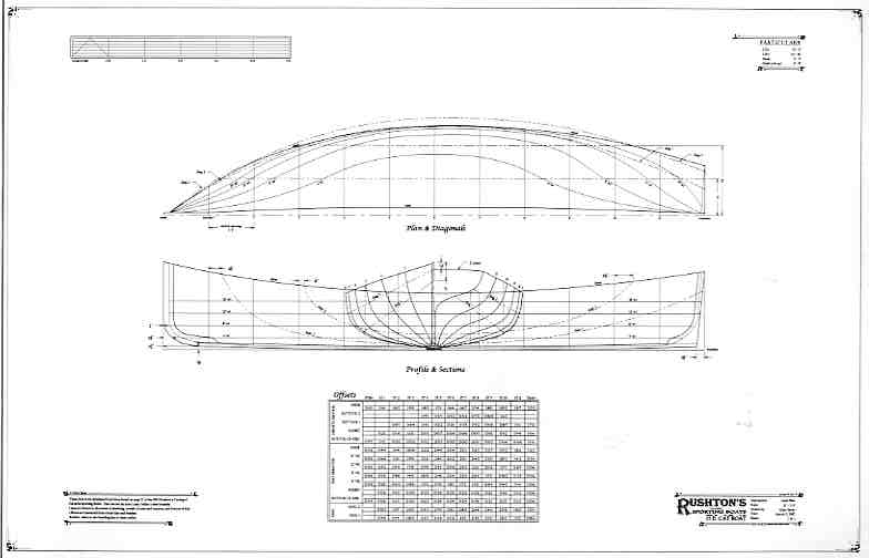 Douglas Brooks Boatbuilder - Custom Boats, Whitehall
