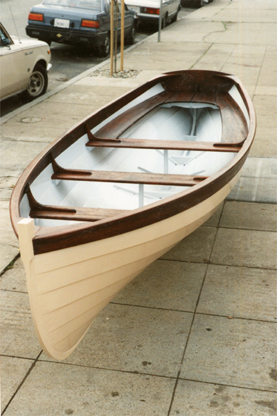 Plywood whitehall boat plans 02